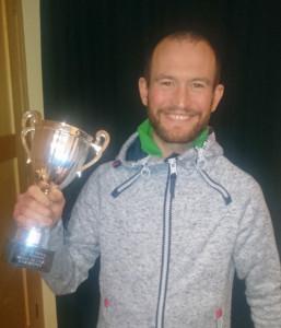 Ian Symington - Ultra Winner 2015