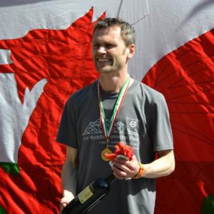 Fastest V40 Gav Mulholland. www.woodentops.org.uk