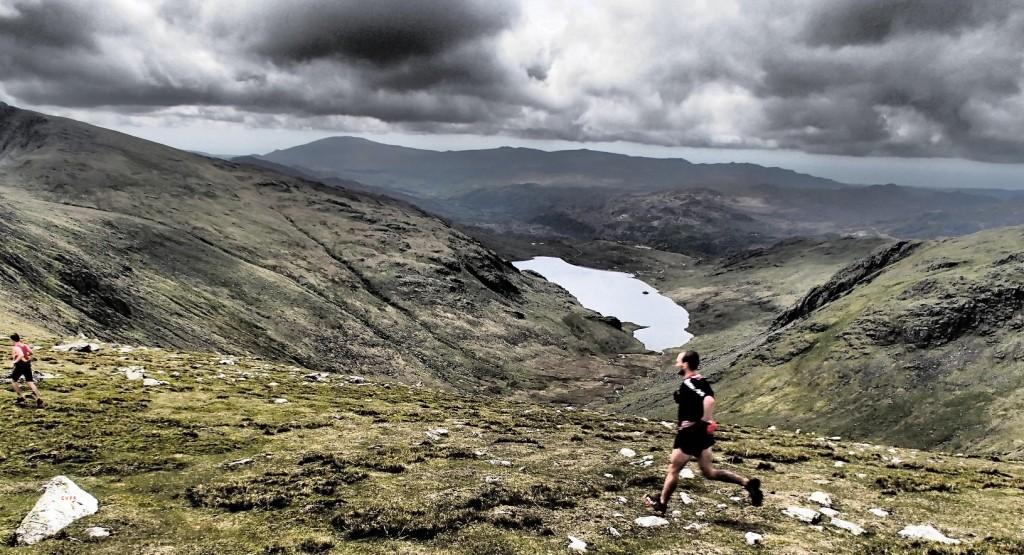 Ian Symington, Duddon Long Fell Race (By Amanda Seims)