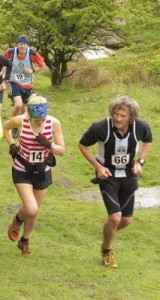Lindsey Oldfield, Saddleworth Fell Race (By Paul Taylor)