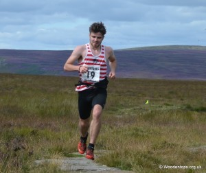Max Wharton back on the fells setting records