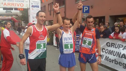 Ben Mounsey 2nd in Italy #TeamGB