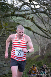 Tristan Sheard Completing the full Bunny Run Series