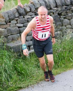 D.Culpan 2015 returns for the 2016 Cragg vale race