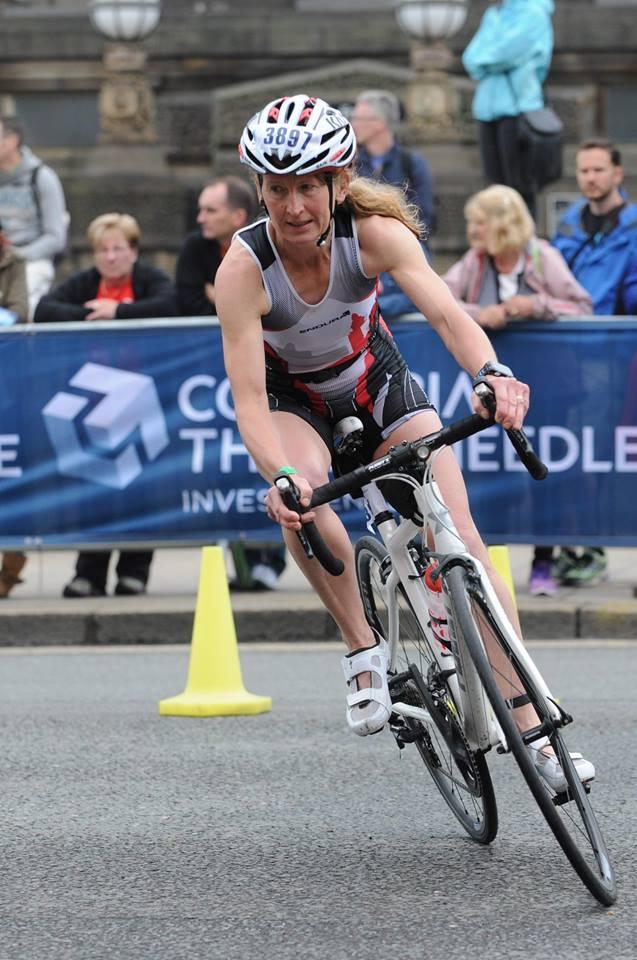 Anne Johnson Triathlon