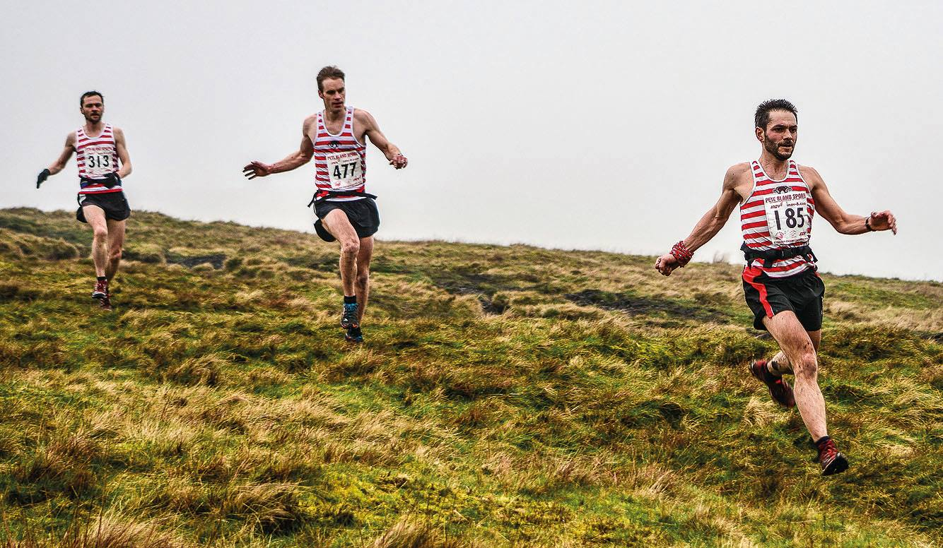 Pendle hill Karl Gray, Alex Whittem & Gavin Mulholland