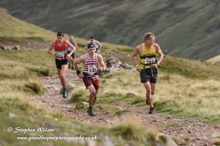Tim Ellis Langdale fell race English Championships 2016.  photo by http://www.granddayoutphotography.co.uk/