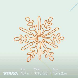 Stoodley Santa Hat Run